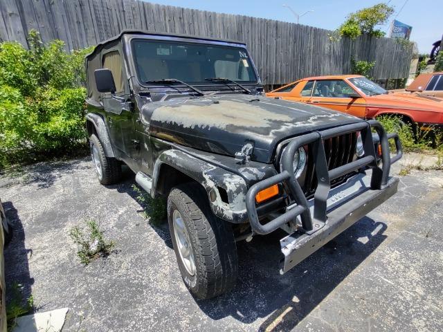 Used 1997 Jeep Wrangler SE | Miami, FL