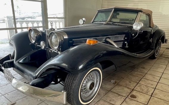 Used 1993 MERCEDES BENZ HERITAGE ROADSTER | Miami, FL