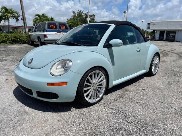 Used 2006 Volkswagen New Beetle Convertible 2.5 PZEV   Miami, FL