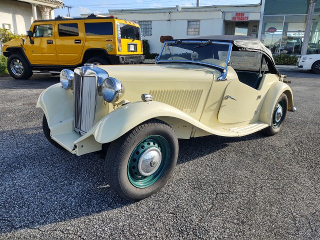 Used 1951 MG TD ROADSTER | Miami, FL