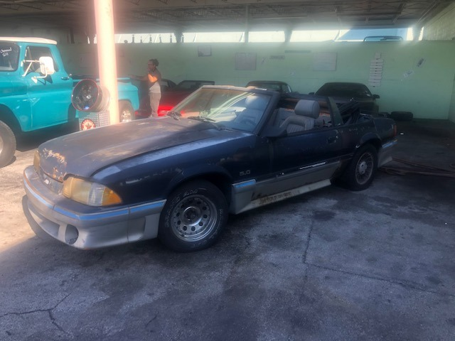Used 1987 Ford Mustang GT | Miami, FL