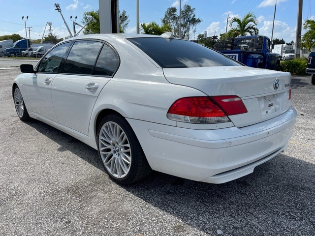 Used 2008 BMW 7 Series 750Li | Miami, FL