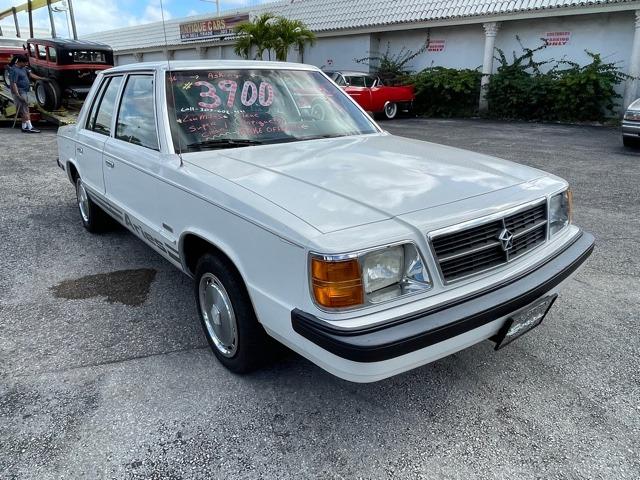 Used 1986 Dodge Aries K  | Miami, FL