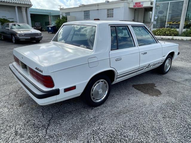 Used 1986 Dodge Aries K    Miami, FL