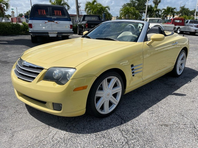 Used 2005 Chrysler Crossfire Limited | Miami, FL