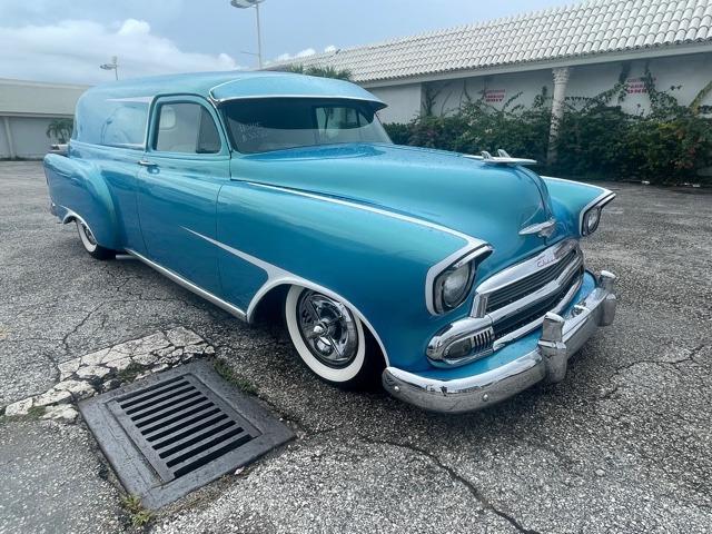 Used 1951 CHEVROLET Delivery Sedan Kustom | Miami, FL