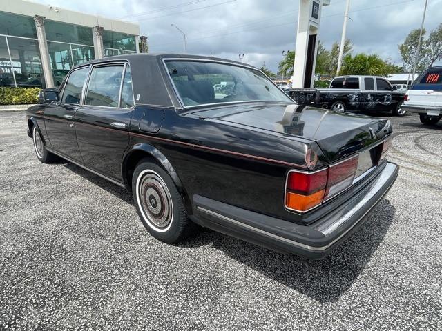 Used 1989 ROLLS ROYCE SILVER SPUR    Miami, FL
