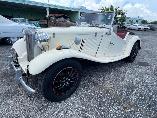 Used 1952 MG TD REPLICA    Miami, FL