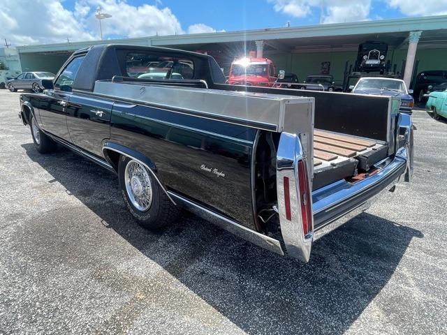 Used 1986 Cadillac Fleetwood Brougham FLOWER CAR   Miami, FL