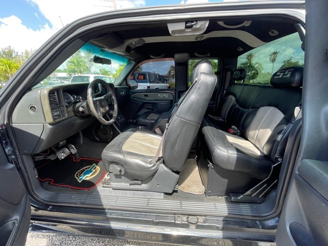 Used 2002 Chevrolet Silverado 1500 LS | Miami, FL